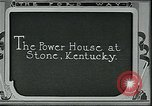 Image of Ford mines Stone Kentucky USA, 1924, second 5 stock footage video 65675035236
