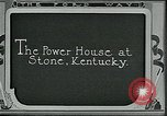 Image of Ford mines Stone Kentucky USA, 1924, second 6 stock footage video 65675035236