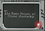 Image of Ford mines Stone Kentucky USA, 1924, second 8 stock footage video 65675035236