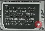 Image of Ford mines Stone Kentucky USA, 1924, second 1 stock footage video 65675035237
