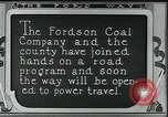 Image of Ford mines Stone Kentucky USA, 1924, second 2 stock footage video 65675035237