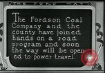 Image of Ford mines Stone Kentucky USA, 1924, second 3 stock footage video 65675035237