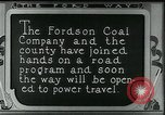 Image of Ford mines Stone Kentucky USA, 1924, second 6 stock footage video 65675035237