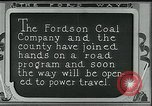 Image of Ford mines Stone Kentucky USA, 1924, second 7 stock footage video 65675035237
