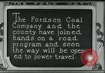 Image of Ford mines Stone Kentucky USA, 1924, second 8 stock footage video 65675035237