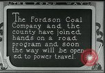 Image of Ford mines Stone Kentucky USA, 1924, second 10 stock footage video 65675035237
