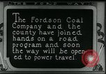 Image of Ford mines Stone Kentucky USA, 1924, second 11 stock footage video 65675035237