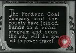 Image of Ford mines Stone Kentucky USA, 1924, second 12 stock footage video 65675035237