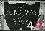 Image of Ford mines Stone Kentucky USA, 1924, second 1 stock footage video 65675035238