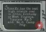 Image of Ford mines Stone Kentucky USA, 1924, second 6 stock footage video 65675035238