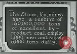 Image of Ford mines Stone Kentucky USA, 1924, second 5 stock footage video 65675035239