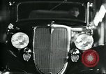 Image of Ford car United States USA, 1932, second 3 stock footage video 65675035242
