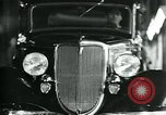 Image of Ford car United States USA, 1932, second 7 stock footage video 65675035242