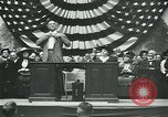 Image of Billy Sunday New York City USA, 1917, second 9 stock footage video 65675035247