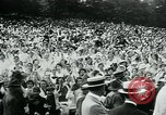 Image of John Phillip Sousa conducts band Illinois United States USA, 1920, second 12 stock footage video 65675035248