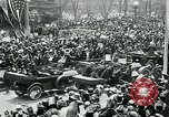 Image of Marshal Joseph Joffre visits America during World War I New York City USA, 1917, second 12 stock footage video 65675035251