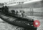 Image of German Submarine Deutschland New London Connecticut USA, 1916, second 2 stock footage video 65675035253