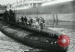 Image of German Submarine Deutschland New London Connecticut USA, 1916, second 3 stock footage video 65675035253