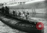 Image of German Submarine Deutschland New London Connecticut USA, 1916, second 4 stock footage video 65675035253