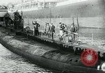 Image of German Submarine Deutschland New London Connecticut USA, 1916, second 7 stock footage video 65675035253