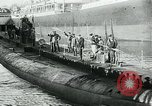 Image of German Submarine Deutschland New London Connecticut USA, 1916, second 8 stock footage video 65675035253