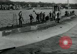 Image of German Submarine Deutschland New London Connecticut USA, 1916, second 10 stock footage video 65675035253