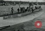 Image of German Submarine Deutschland New London Connecticut USA, 1916, second 11 stock footage video 65675035253