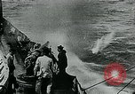 Image of Submarine Adriatic Sea, 1918, second 7 stock footage video 65675035254