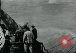Image of Submarine Adriatic Sea, 1918, second 8 stock footage video 65675035254