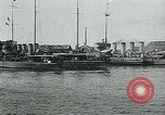 Image of survivors of RMS Lusitania Ireland, 1915, second 1 stock footage video 65675035255