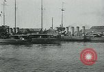 Image of survivors of RMS Lusitania Ireland, 1915, second 2 stock footage video 65675035255