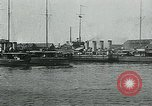 Image of survivors of RMS Lusitania Ireland, 1915, second 3 stock footage video 65675035255