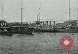 Image of survivors of RMS Lusitania Ireland, 1915, second 4 stock footage video 65675035255