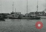 Image of survivors of RMS Lusitania Ireland, 1915, second 7 stock footage video 65675035255