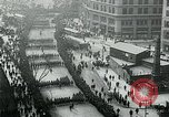 Image of troops march on the streets New York City USA, 1917, second 5 stock footage video 65675035260