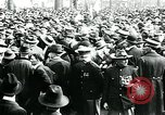 Image of troops march on the streets New York City USA, 1917, second 11 stock footage video 65675035260
