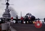Image of USS Midway CVB 41 Atlantic Ocean, 1951, second 6 stock footage video 65675035269
