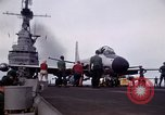 Image of USS Midway CVB 41 Atlantic Ocean, 1951, second 7 stock footage video 65675035269