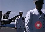 Image of USS Midway United States USA, 1958, second 9 stock footage video 65675035276