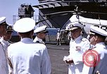 Image of USS Midway United States USA, 1958, second 1 stock footage video 65675035277