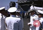 Image of USS Midway United States USA, 1958, second 4 stock footage video 65675035277