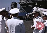 Image of USS Midway United States USA, 1958, second 5 stock footage video 65675035277
