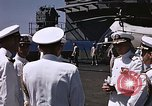 Image of USS Midway United States USA, 1958, second 6 stock footage video 65675035277