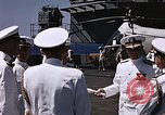Image of USS Midway United States USA, 1958, second 7 stock footage video 65675035277