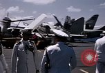 Image of USS Midway United States USA, 1958, second 12 stock footage video 65675035277