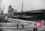 Image of USS Midway Newport News Virginia USA, 1945, second 5 stock footage video 65675035282
