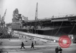 Image of USS Midway Newport News Virginia USA, 1945, second 6 stock footage video 65675035282