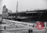 Image of USS Midway Newport News Virginia USA, 1945, second 9 stock footage video 65675035282