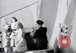 Image of USS Midway Newport News Virginia USA, 1945, second 9 stock footage video 65675035284