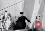 Image of USS Midway Newport News Virginia USA, 1945, second 10 stock footage video 65675035284